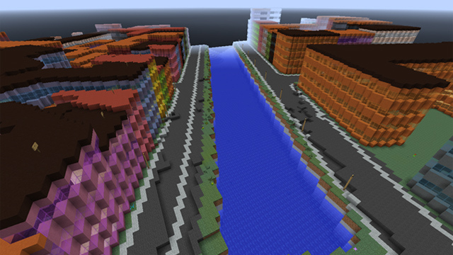 Dinamarca-Minecraft