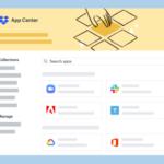 Dropboxpresentael nuevoApp Center (Beta)