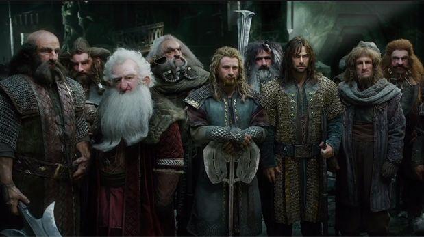 El Hobbit la batalla de los 5 ejércitos