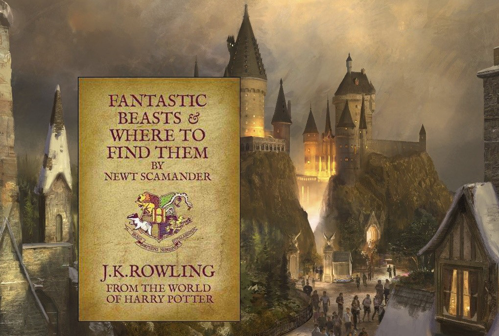 Warner Bros anuncia la fecha de la primera parte de la trilogía spin-off de Harry Potter, llamada Fantastic Beasts and Where To Find Them.