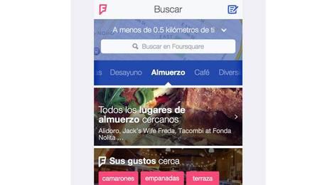 Foursquare-Nuevo
