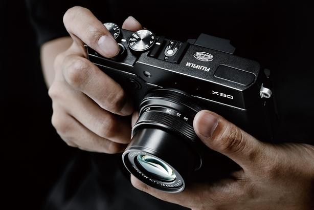 Fujifilm  X30-3