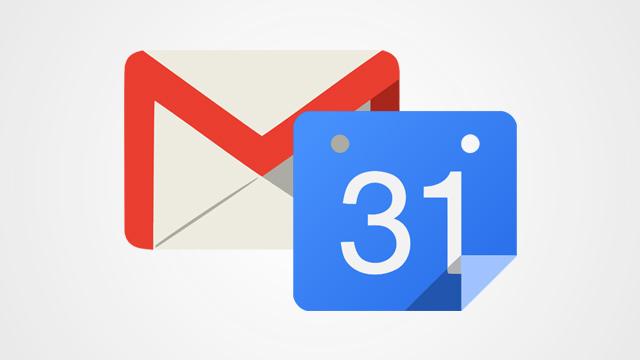 Gmail-y-Calendar
