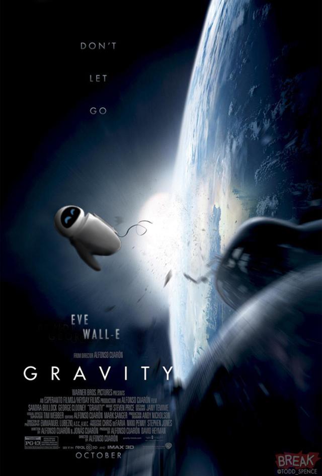 Gravity pixar