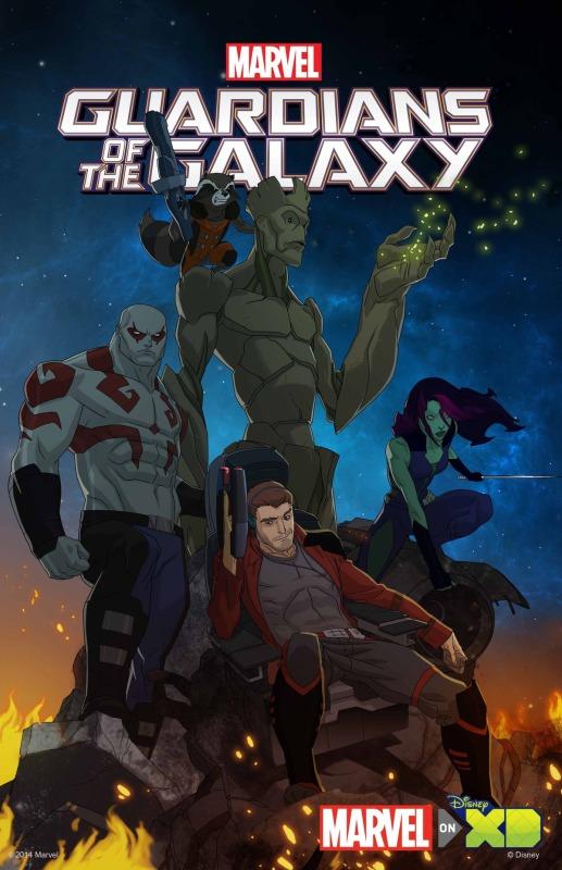 Guardians of the Galaxi-serie animada
