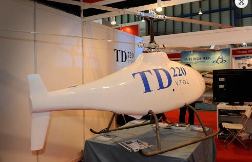 Helicpotero TD220