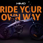 Himo Z20, es el nuevo modelo de bicicleta eléctrica de Xiaomi, que busca financiación en Indiegog