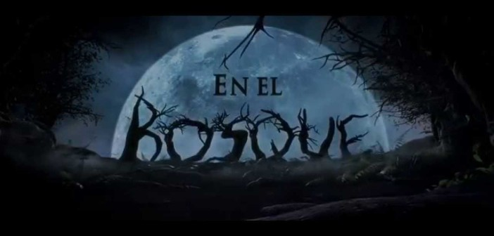 Into the woods- ene l bosque