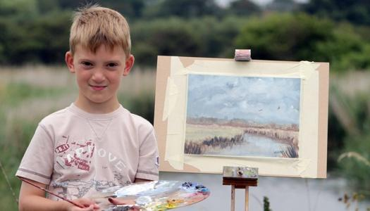 Kieron - Mini Monet