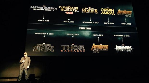 Marvel-fase 3