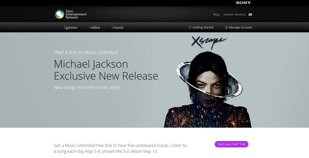Michael Jackson-Xscape-2