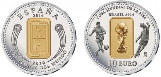Moneda España-2014