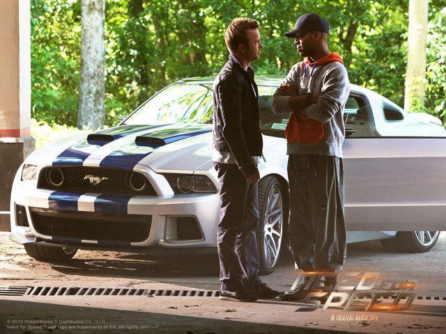 Mustang GT de Need for Speed