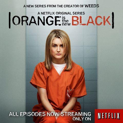 Orange Black - Netflix
