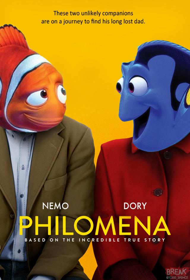 Philomena pixar