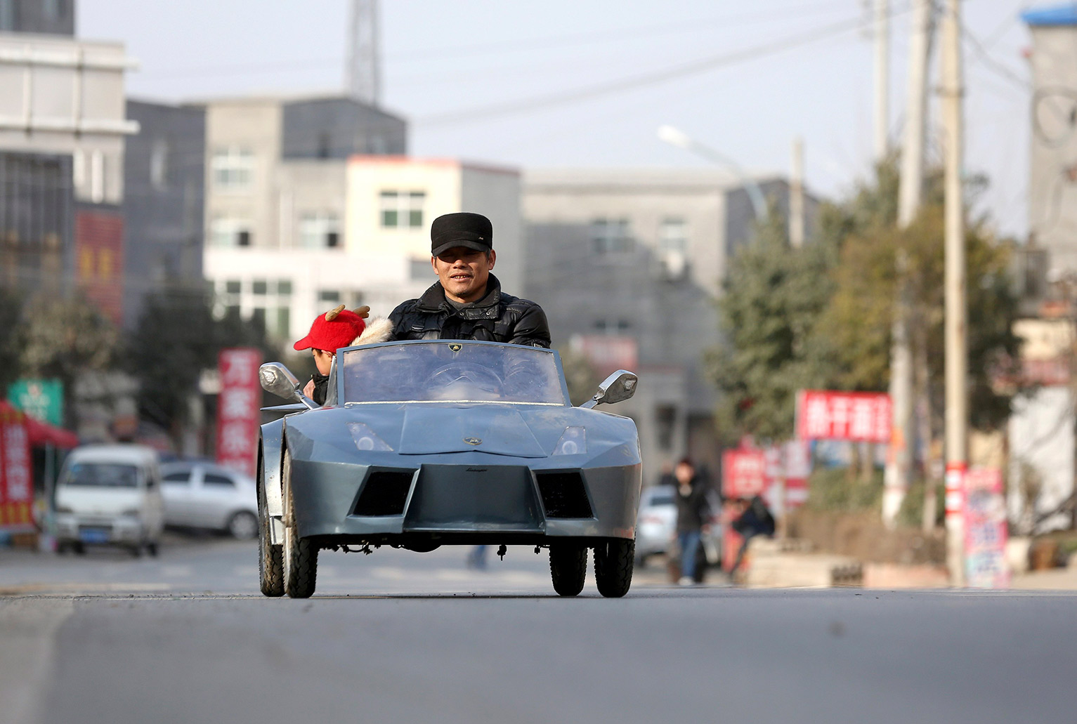 Réplica Lamborghini 7