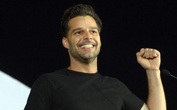 Ricky Martin libro