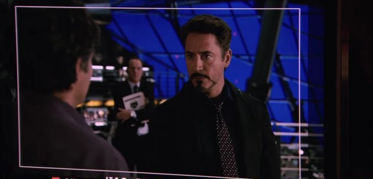 Robert Downey Jr-Avengers