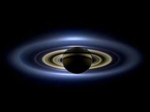 Saturno desde su orbita1