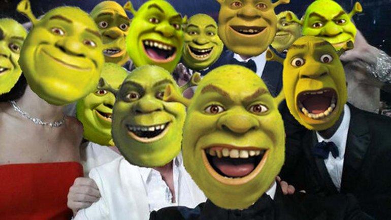 Selfie Oscar 10