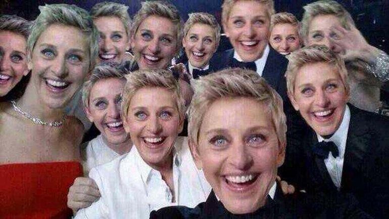 Selfie Oscar 2