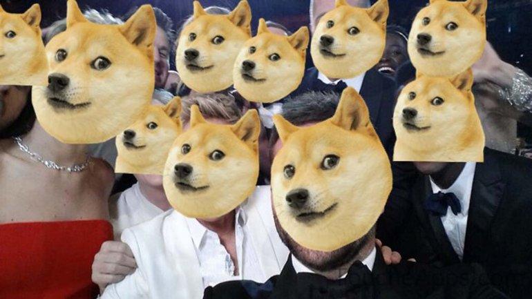 Selfie Oscar 5