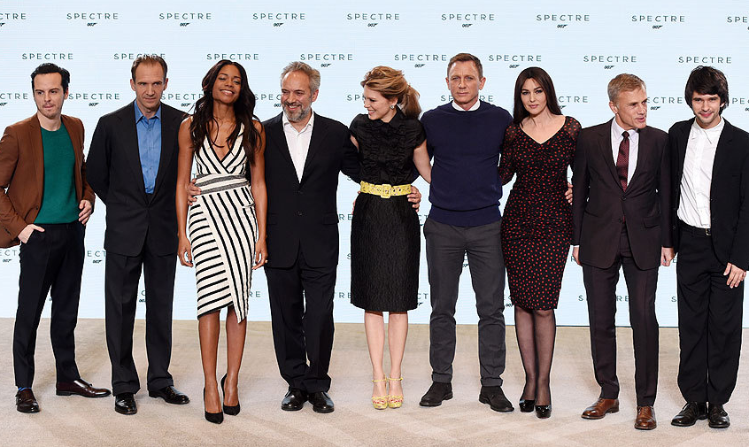 Spectre-Bond-elenco