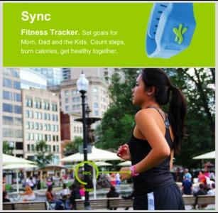 Sync Smartband-2
