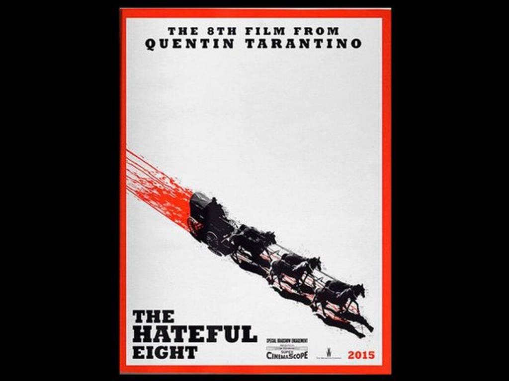 The Hateful Eigh- Quentin Tarantino