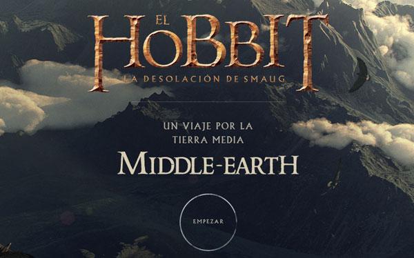 Tierra Media Hobbit