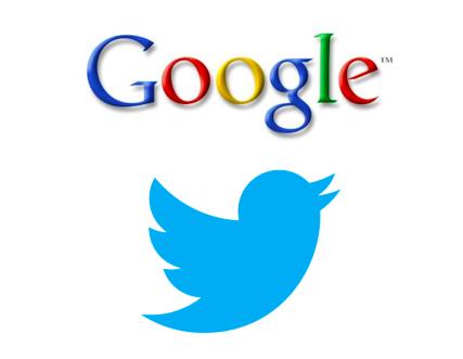 Twitter - Google