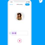 Twitter está realizando pruebas de los tweets por voz