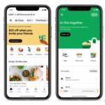 Uber en colaboración con Cornershop ofrece delivery de alimentos a través de las aplicaciones Uber y Uber Eats