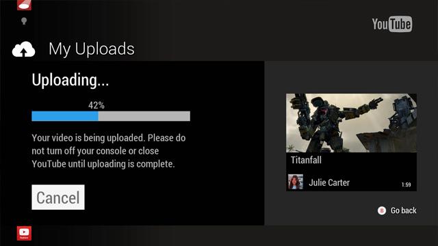 Xbox-YouTube