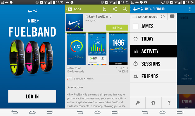 fuelband-android-app