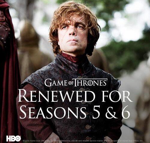 game-of-thrones- temporada 5 y 6