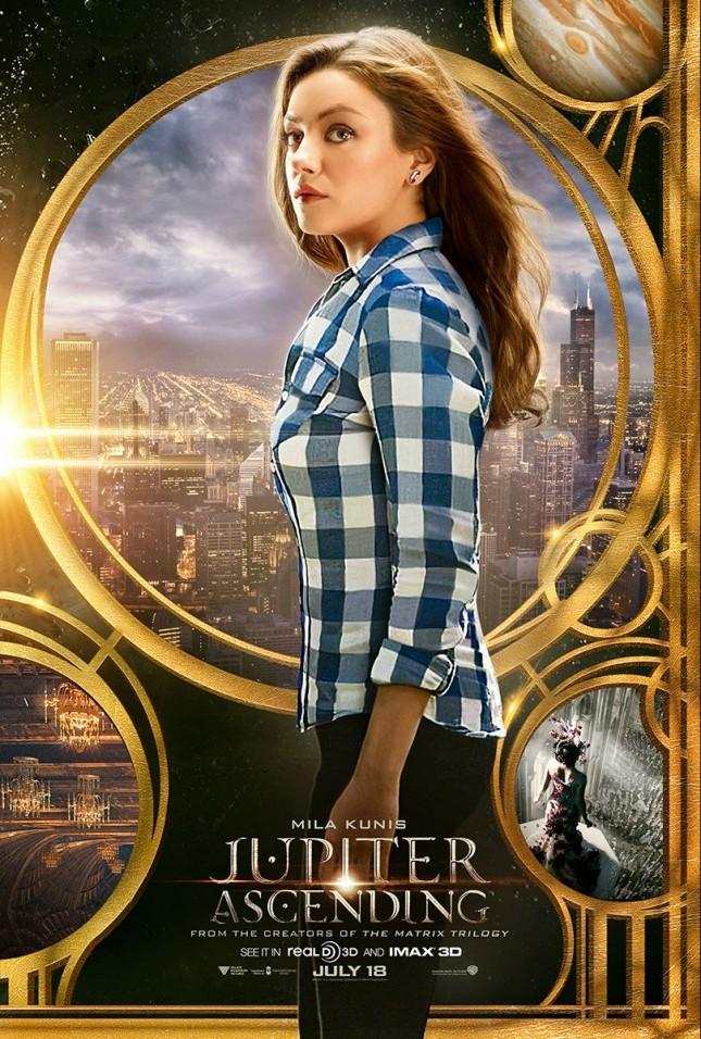jupiter ascending -mila-kunis-poster