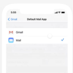 Con iOS 14, ahora puedes establecer Gmail como tu correo electrónico predeterminado en el iPhone o iPad