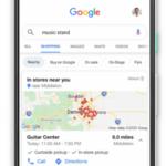 Google Shopping añade nuevos filtros para ver negocios cercanos a nuestra ubicación que venden el producto que buscamos en Google
