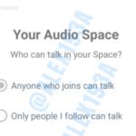 Twitter está trabajando en Audio Space, una función que permitiría mantener conversaciones de audio a través de salas