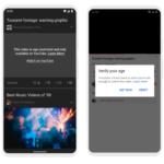 YouTube empieza a usar la tecnología para aplicar de manera más consistente las restricciones de edad