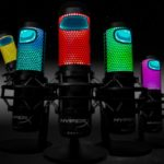 HyperX lanza el micrófono USB QuadCast S con efectos de iluminación dinámica RGB