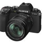Fujifilm presenta su cámara compacta sin espejo X-S10