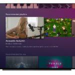 YouTube Music para Android TV presenta nuevas funciones para visualizar contenidos