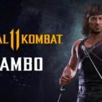 Mortal Kombat 11 Ultimate: Rambo se une al plantel de luchadores