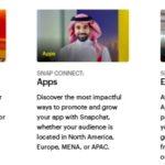 """Snapchat lanza """"Snap Connect"""", un programa educativo para los comerciantes"""