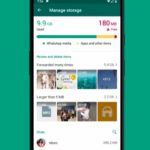 WhatsApp estrena herramienta de gestión de almacenamiento