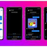 """""""Modo de Desaparición"""" (Vanish Mode) llegó a Messenger e Instagram"""