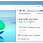 Microsoft Edge y Bing te ayudan con las compras navideñas con sus nuevas características de comparación de precios
