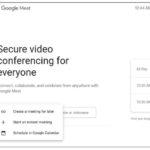Google Meet ahora permite unirse a reuniones con nuevas opciones